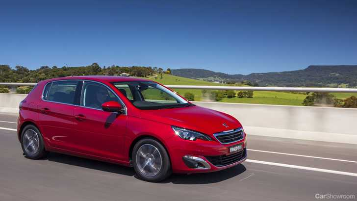 review - 2017 peugeot 308 - review