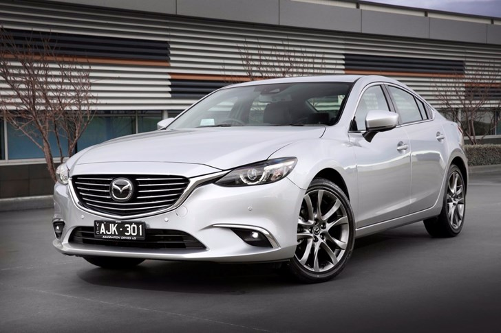 Review 2017 Mazda6 Review