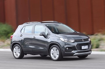 2017 Holden Trax