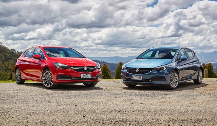 2017 Holden Astra - Review