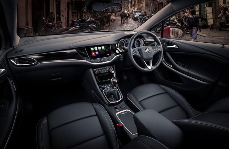 2017 Holden Astra RSV