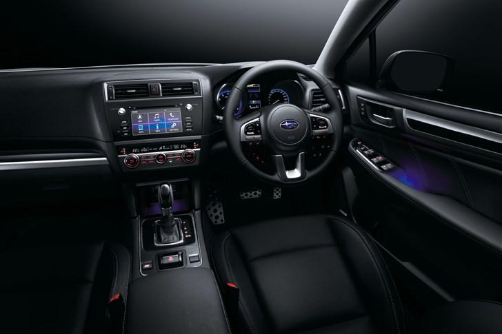 2017 Subaru Outback 2.0D