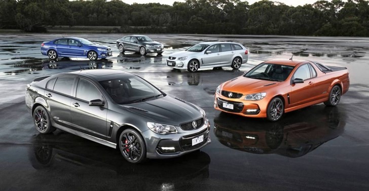 2017 Holden Commodore Released