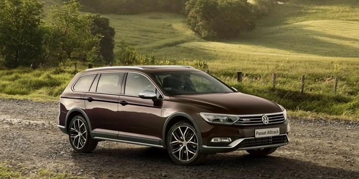2017 Volkswagen Passat Alltrack Wolfsburg Edition Makes Oz Landing