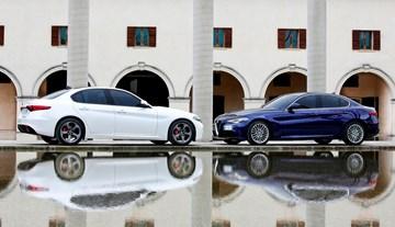 Alfa Romeo Details Australian-Spec Giulia Sports Sedan