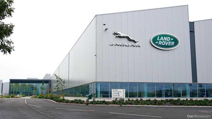 news - $8mil jaguar land rover engines stolen