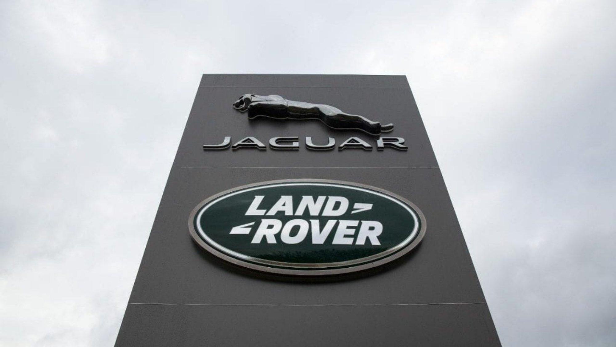 News 8mil Jaguar Land Rover Engines Stolen