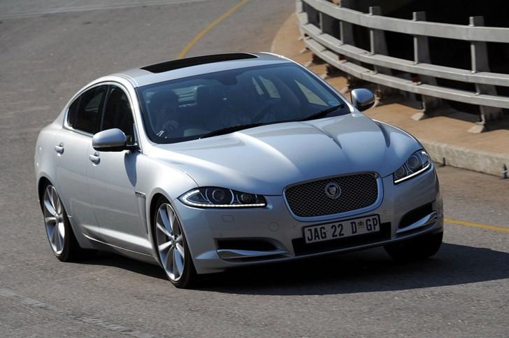 2013-2015 Jaguar XF Recalled: Fuel Line Leak