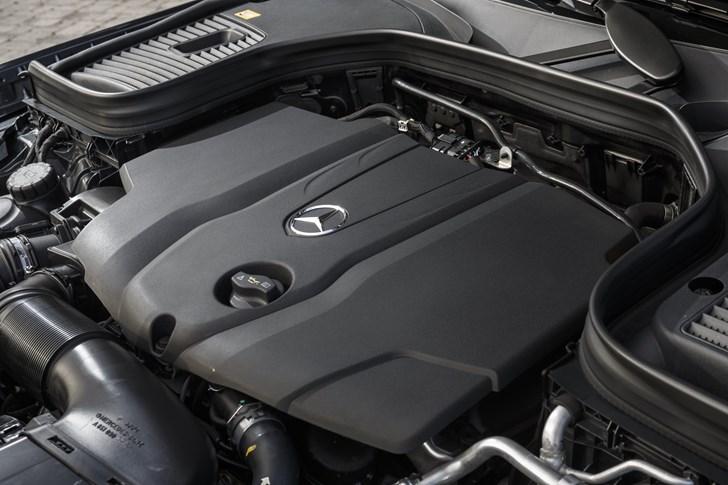 2017 Mercedes-Benz GLC 250d 4MATIC