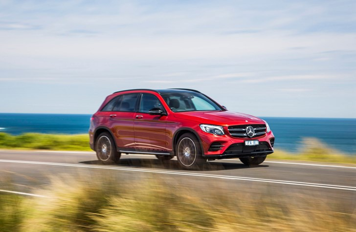 2017 Mercedes-Benz GLC 250 4MATIC AMG Line