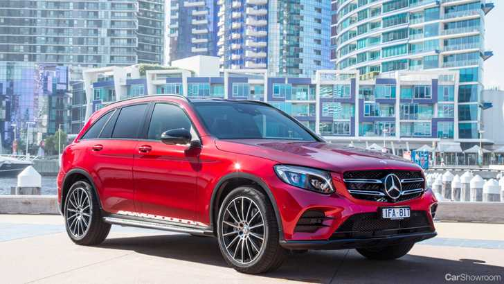 review - 2017 mercedes-benz glc - review