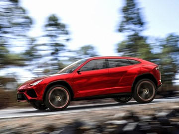 Lamborghini Urus Production Starts In April