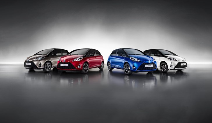 2017 Toyota Yaris: Better Looks, Stronger Engine, And Safer