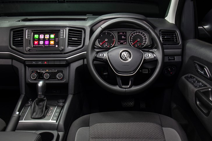 Volkswagen Updates Four-Pot Amarok Range For 2017