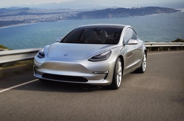 Tesla Model 3 Won't Get 100kWh Battery Option