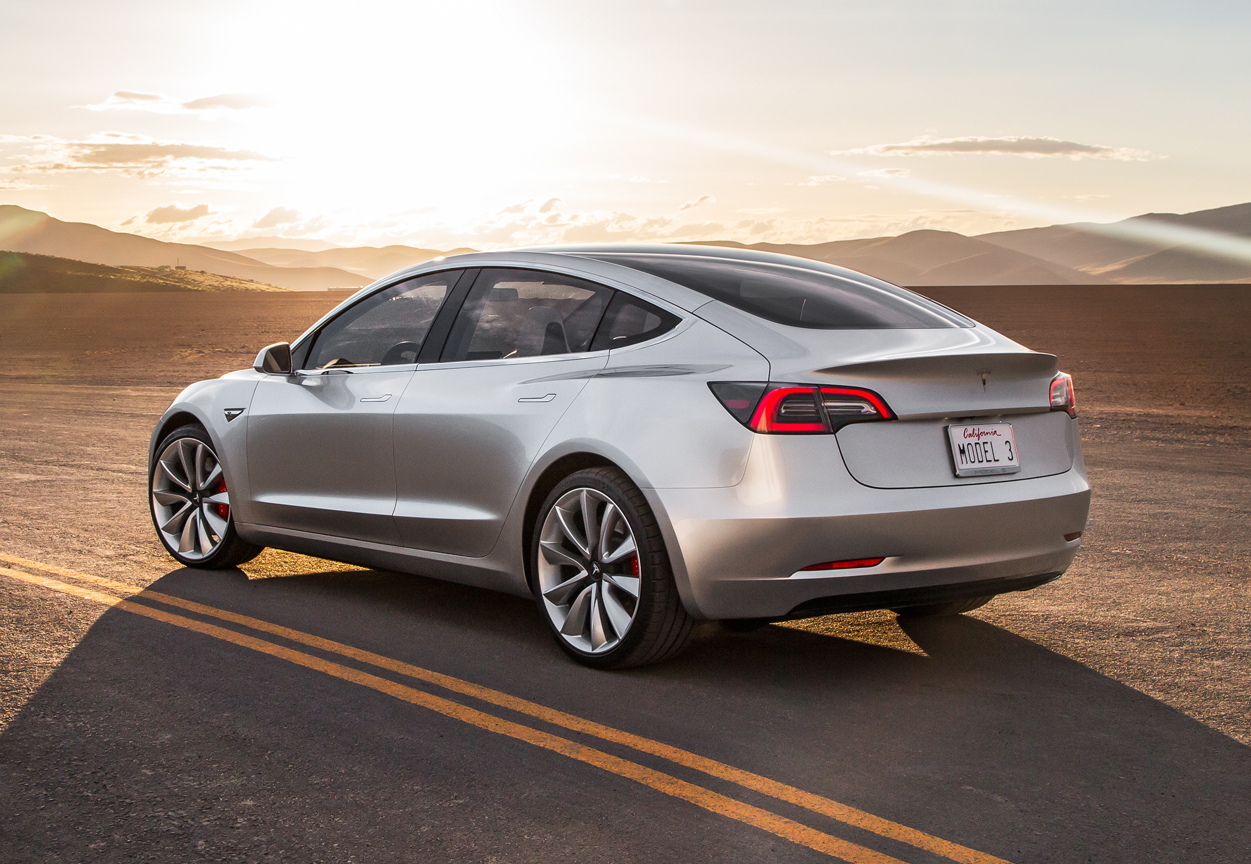 News Tesla Confirms July 28th Delivery Date