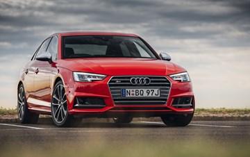 2017 Audi S4 - Australia