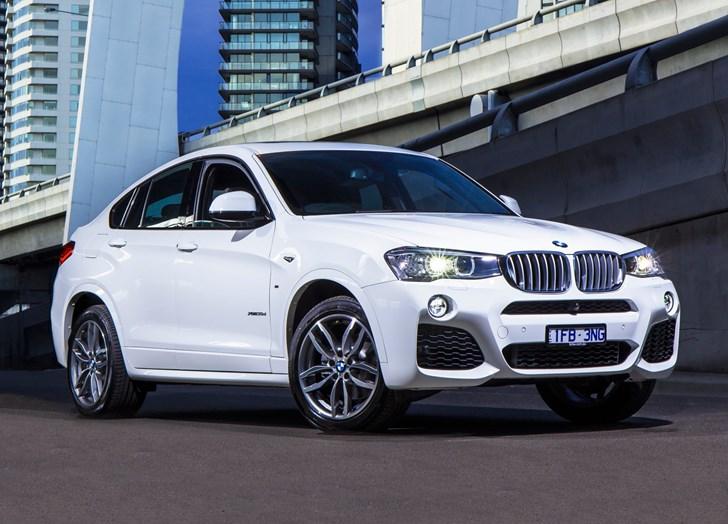 2017 BMW X4 xDrive 35d M-Sport