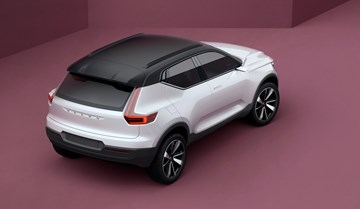 2017 Volvo XC40 To Spearhead 40-Series Family