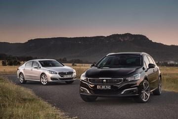 2017 Peugeot 508 - Sedan & Touring
