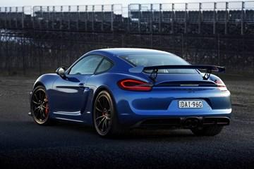 Porsche Brisbane Outs Cayman GT4 RS?