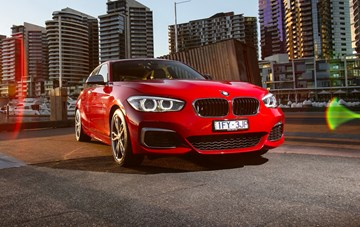 BMW Australia Announces M140i Performance Edition