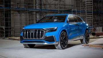 Geneva Debut Set For Audi's Hot 'RS Q8 Concept'