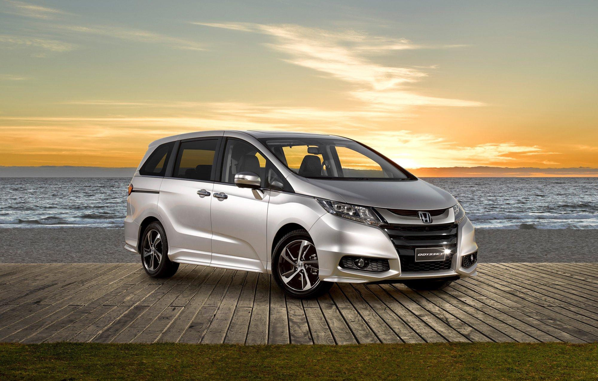 News Honda Updates Odyssey Amp Jazz For 2017