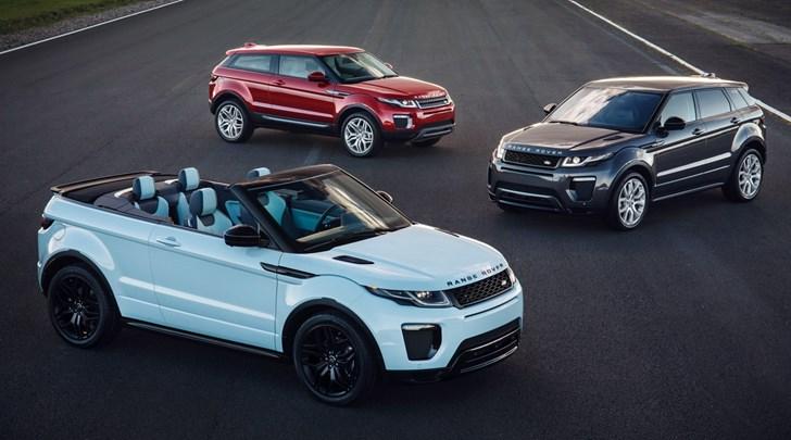 2017 Range Rover Evoque - Review