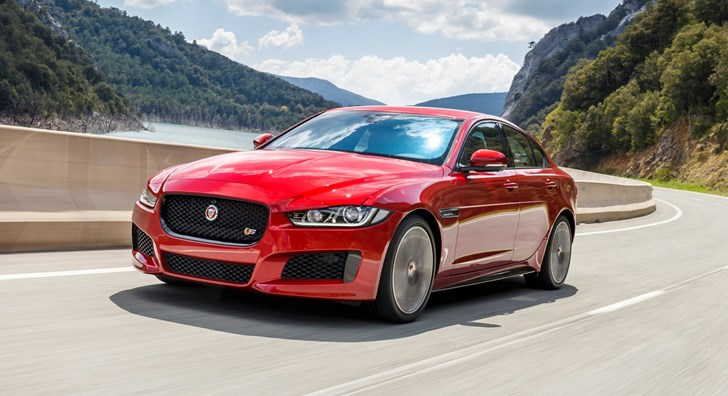Jaguar Updates F-Pace, XE, XF For 2018