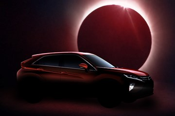 Mitsubishi Teases New Eclipse Cross, Resurrects Old Name