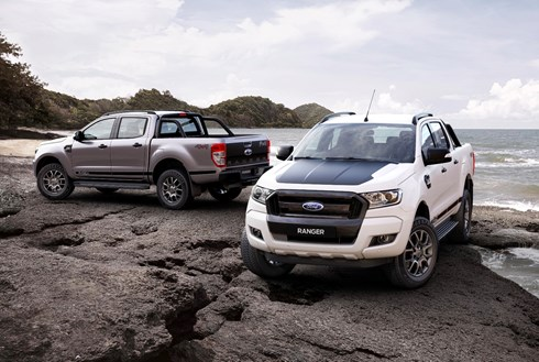 Ford Outs Special Edition Ranger FX4
