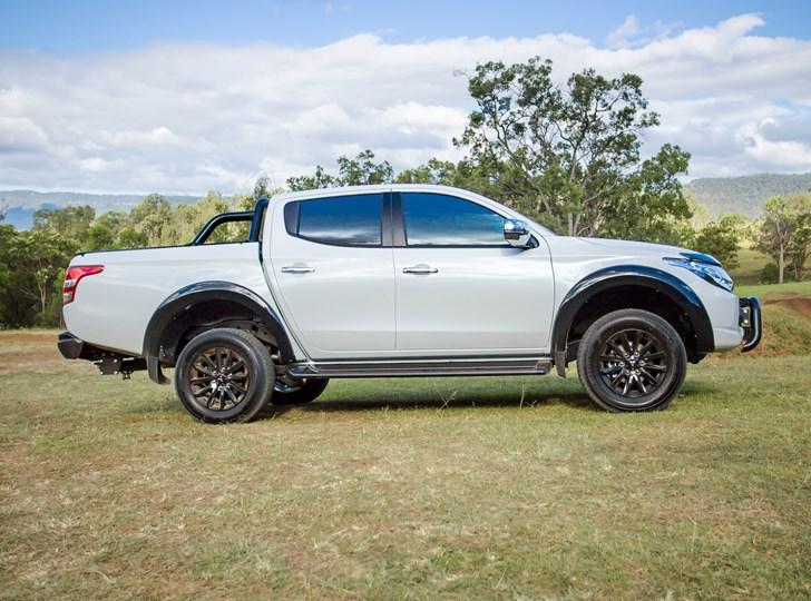 News - Mitsubishi Rolls Out Triton GLS Sports Edition
