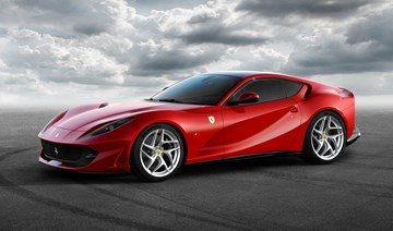 2017 Ferrari 812 Superfast, A 70th Birthday Present