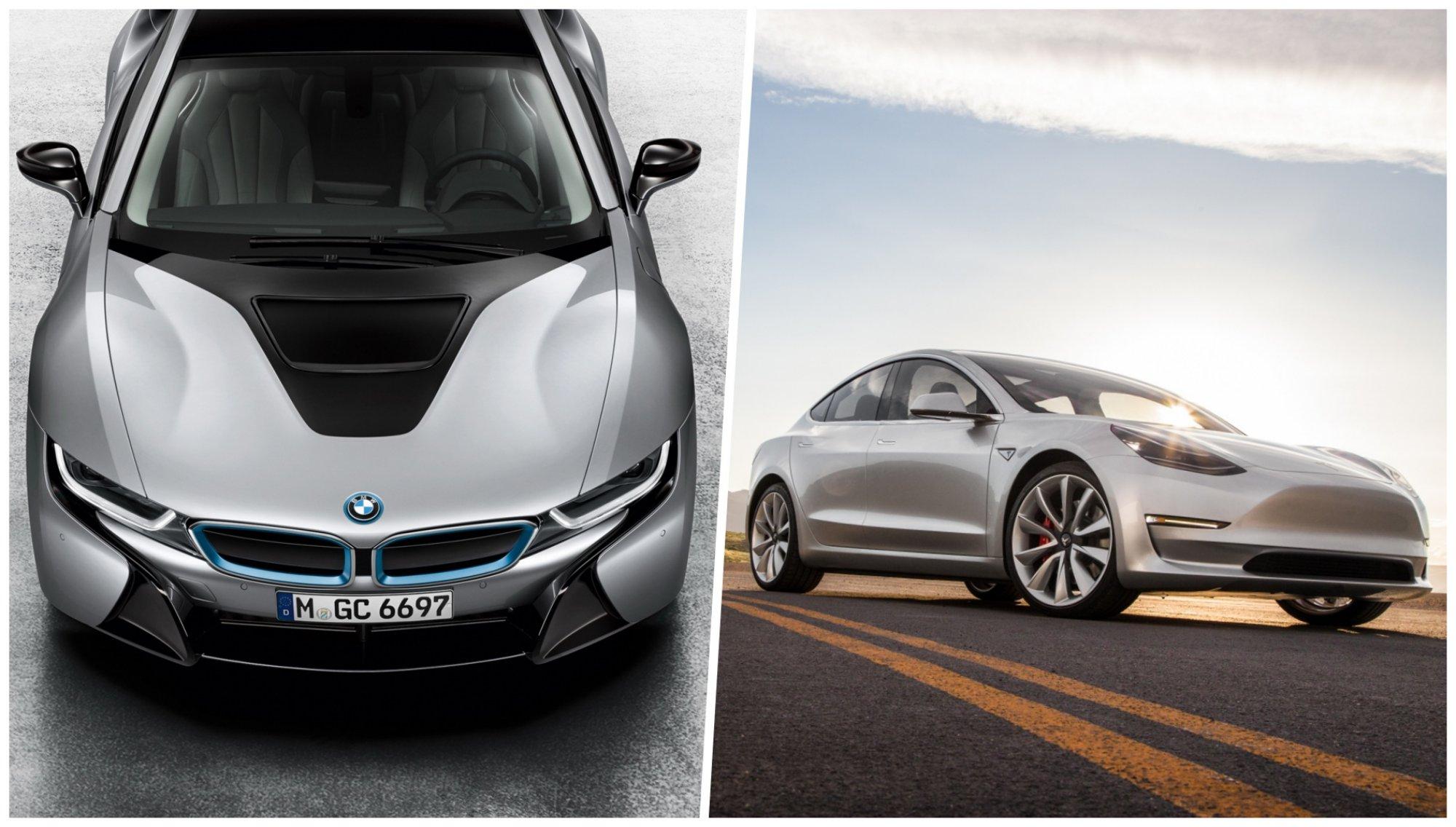 News - 2021 BMW i5 To Bring Fight To Tesla Model 3