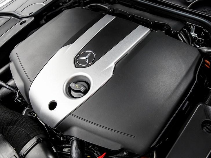 2017 Merceces-Benz S350 BlueTec Hybrid