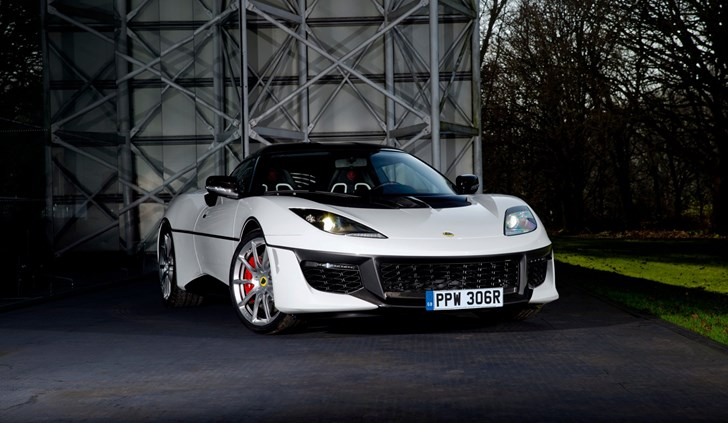 2017 Lotus Evora Sport 410, Tribute To 007's Esprit S1