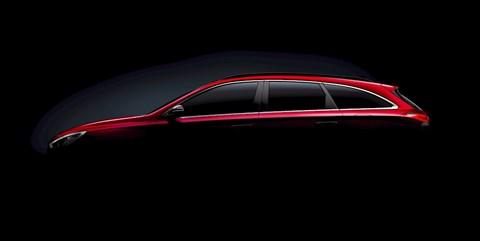 Hyundai Teases i30 Wagon Due In Geneva