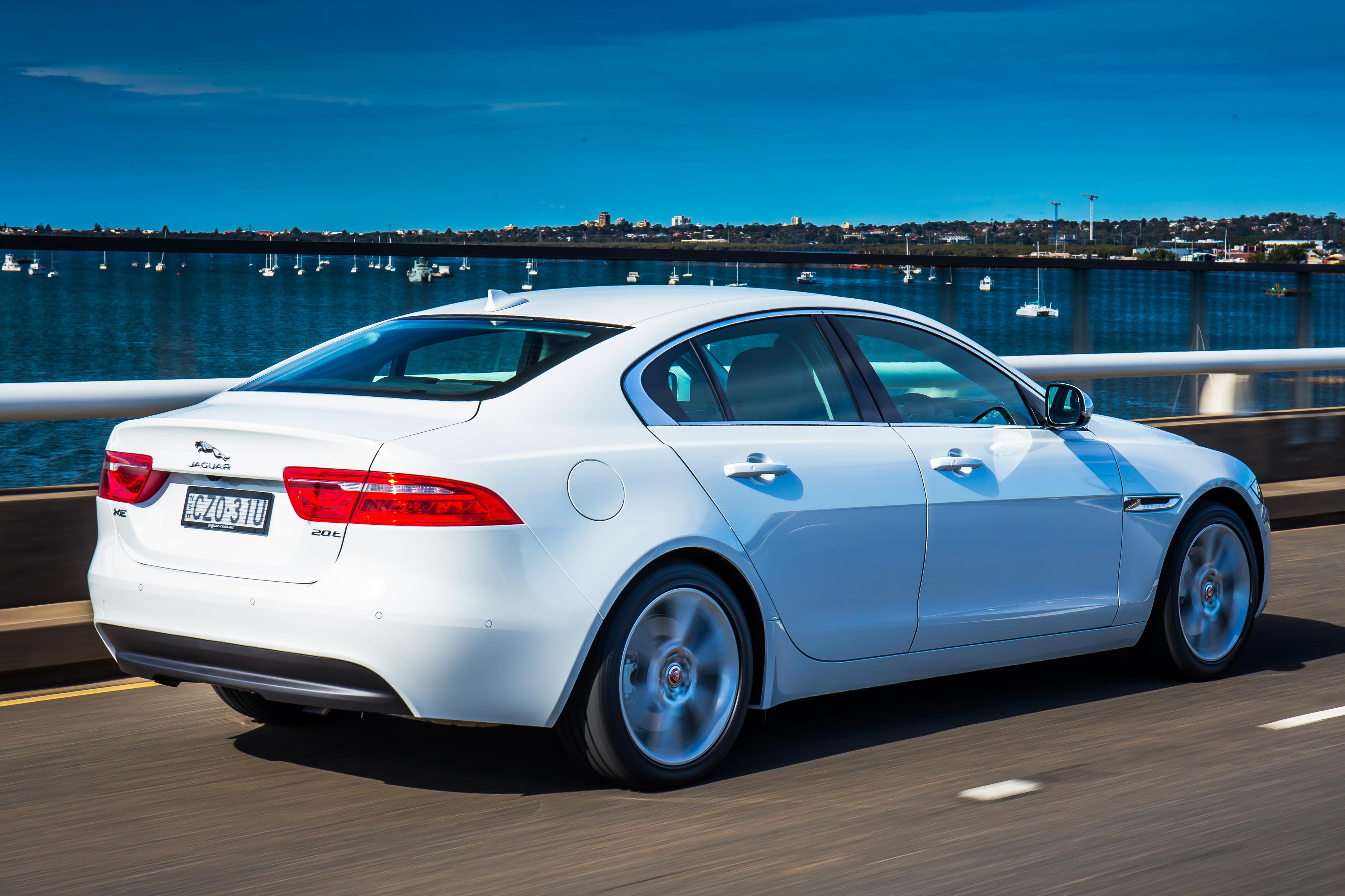 Jaguar xe australia