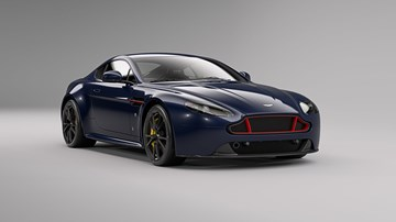 Aston Martin Unveils Vantage Red Bull Racing Editions