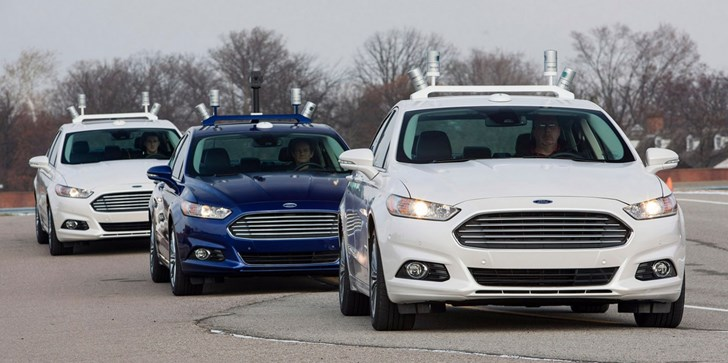 Ford Engineers Dozing In Tests, To Forgo Level 3 Autonomy