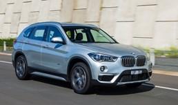 2017 BMW X1 xDrive20d X-Line