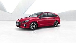 Hyundai Unveils New i30 Tourer Ahead Of Geneva