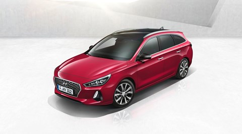 Hyundai Unveils New i30 Tourer Ahead Of Geneva