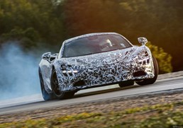 McLaren Teases '720S' And Its Stopping Power