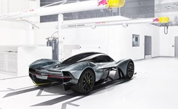 2017 Aston Martin AM-RB 001