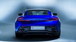 2017 Aston Martin DB11 Q - 2017 Geneva Motor Show