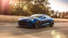 2017 Aston Martin Vantage S - 2017 Geneva Motor Show