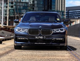 2017 Alpina B7 Bi-Turbo - Australia