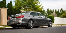 2017 BMW 750Li M-Sport